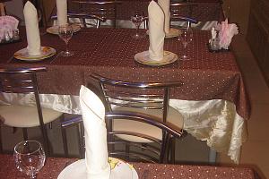 Шторы для ресторанов икафе