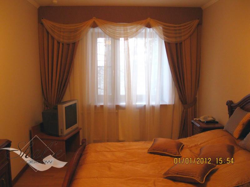 Шторы для гостиницы